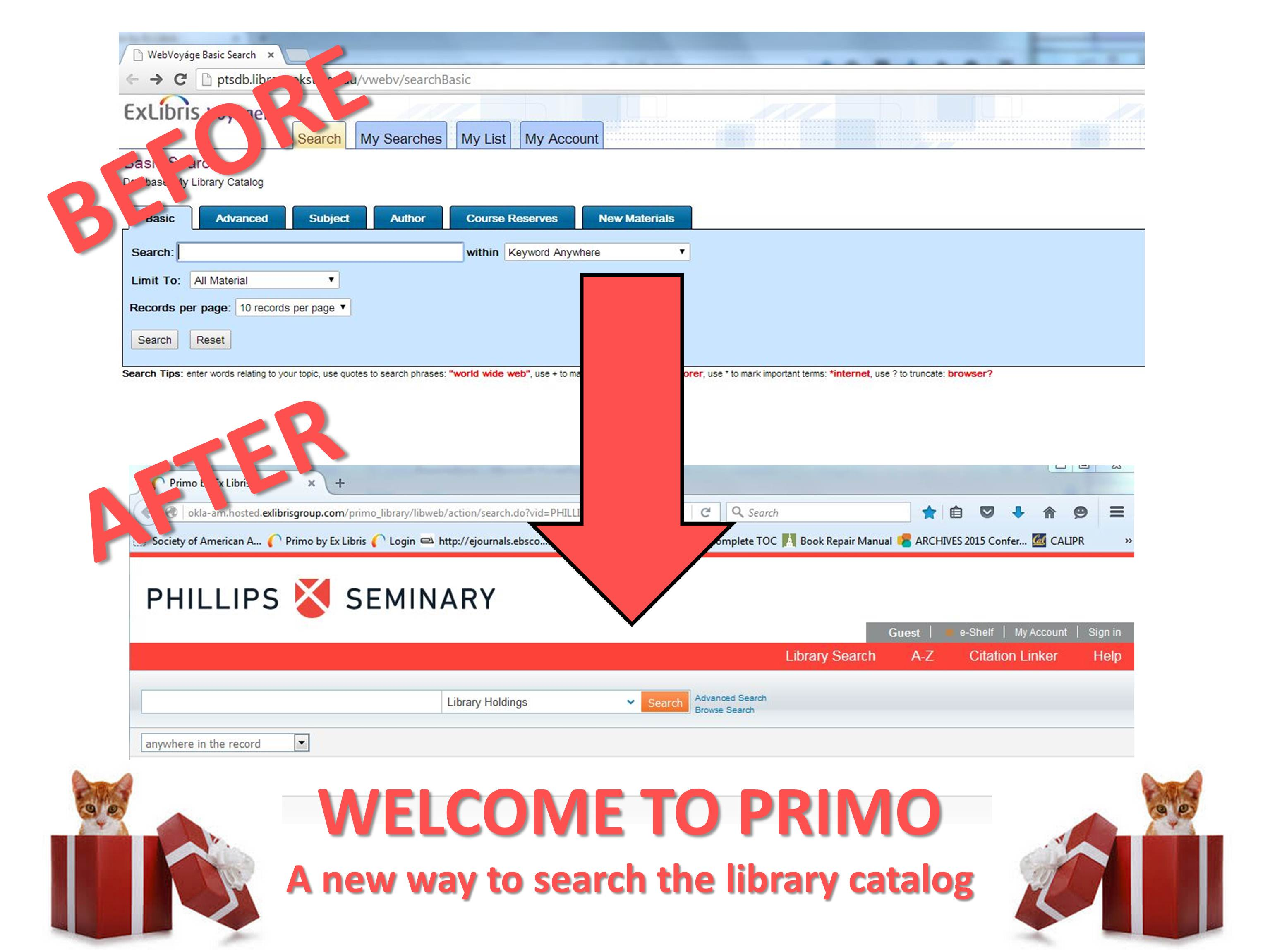Primo example images
